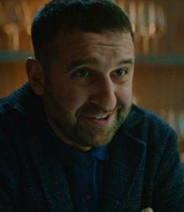 Сослан Фидаров в сериале В Клетке